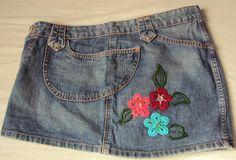 Customização De Jeans Passo A Passo – O artesanato se caracteriza como uma técnica que requer muita