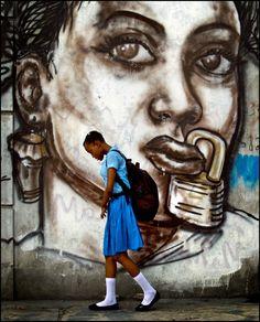 Jerry Rosembert, Port-au-Prince, Haiti