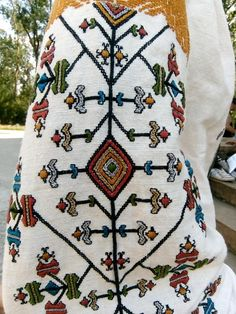 Hand Embroidery, Anthropologie, Costumes, Quilts, Sewing, Blouse, Pattern, Fashion, Moda