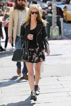 Nicky Hilton out and about in New York City on April 8, 2013