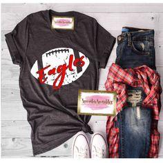 Personalized Football Shirt Football Mom Shirts Football Tank Spirit Shirt Football Team Shirt Football T-Shirt Football Sister - Boymom Shirt - Ideas of Boymom Shirt - Custom Football Shirts, Sports Mom Shirts, Personalized Football, Game Day Shirts, Team Shirts, Football Sister, Mom Of Boys Shirt, School Spirit Shirts, Football Spirit