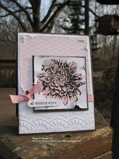"""Eileen's """"Stampin' Fever"""" Blog: Try Stampin' on Tuesday!"""