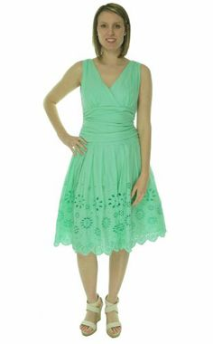 S L Fashions Women's Cotton Party with Eyelet Embellished Skirt Dress Spearmint 10 S.L. Fashions,http://www.amazon.com/dp/B00IA9GG60/ref=cm_sw_r_pi_dp_dfAvtb1NY36V53JD