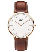Classic Bristol 40MM Silver by Daniel Wellington Online | THE ICONIC | Australia
