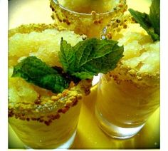 A unique and refreshing drink that's simple to make! Measure 2 tablespoons of bee pollen. Ground the bee pollen using a food processor. Add the bee pollen + tablespoons of sugar + the 2 cups of water. Coquito Drink, Coquito Recipe, How To Make Coquito, How To Make Jello, Jello Shot Recipes, Drinks Alcohol Recipes, Jello Shots, Drink Recipes, Cube Recipe