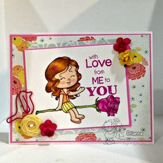 Your Next Stamp January Release Preview: Little Darling Aimee stamp set  #yournextstamp