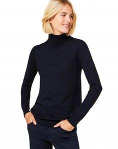 Women's crew neck sweaters   Benetton