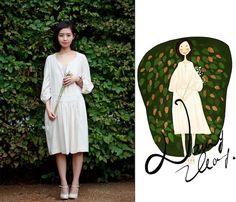 Fashion Illustrator Nancy Zhang