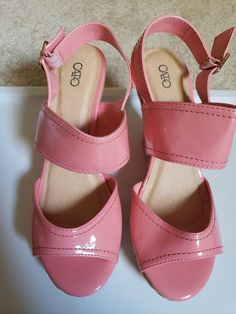 d8e616980e26e2 Cato wedges NEW size 9  fashion  clothing  shoes  accessories  womensshoes   sandals (ebay link)