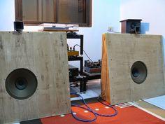 View topic - Norelco full range in OB Diy Hifi, Open Baffle Speakers, Speaker Box Design, Loudspeaker, Range, Wood Work, Audio, Klipsch Speakers, Speakers