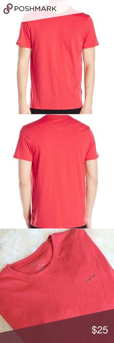 Calvin Klein Pima Cotton T Shirt Brand New  Size Medium  Pima Cotton Regular Fit Calvin Klein Shirts Tees - Short Sleeve