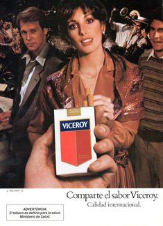 Latin American Recent Vintage Cigarette Ads, Vintage Ads, Vintage Posters, Nostalgia, Global Village, Old Skool, Adobe, Advertising, Childhood