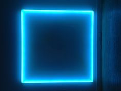 """Light Encasement"" 1971 DOUGLAS WHEELER - DYNAMO - Grand Palais"