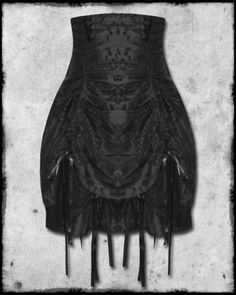 Victorian High Waisted Lace Up Skirt Women Ladies Steampunk Corset Gothic Dress Trendy Outfits, Cool Outfits, Fashion Outfits, Fashion Tips, Fashion Clothes, Style Fashion, Fashion Ideas, Goth Clothes, Dark Fashion