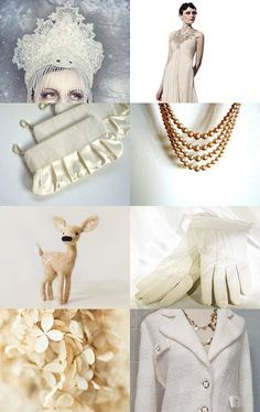 Winter White by Marilyn on Etsy--Pinned with TreasuryPin.com