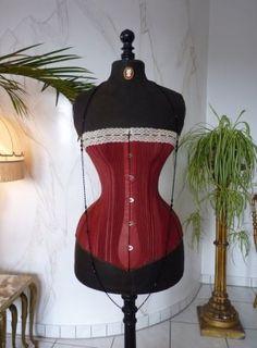 antique corset 1880