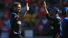 Eng vs NZ, group stage, WC 2015. The story of Tim Southee's seven wickets at the Basin Reserve, which blew away England for 123 in a brilliant exhibition of swing bowling. Interestingly, England bowlers and the rest of NZ bowlers couldn't extract much swing.
