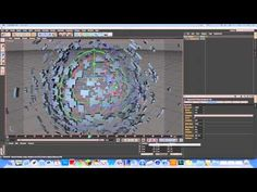 Tutorial #1: How to use Explosion FX in Cinema 4D - YouTube