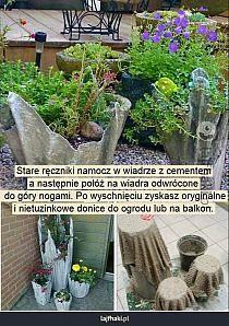Ogrodowe ispiracje na Stylowi.pl