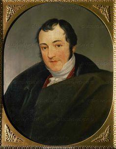 Carl Mozart (1784-1858) W.A. Mozart's elder son.