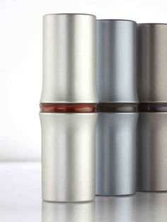 Aluminium lipstick cases designed by Seidel. - Image - Packaging Gateway