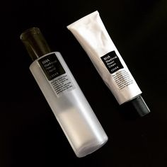 Perfect duo for acne-prone, rough and dull skin 💯 ✨BHA Blackhead Power Liquid pH - 2 - 3 times weekly with a cotton pad Good for… How To Apply Lipstick, How To Apply Makeup, Skincare For Oily Skin, Best Night Cream, Cream For Oily Skin, Beauty Soap, Dull Skin