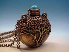 Elvish perfume bottle