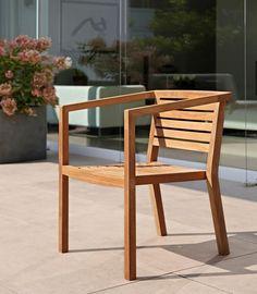 """Armlehnen-Stuhl """"Topas"""" von Garpa"""