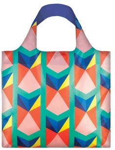 Bag Geometric - Triangles | LOQI