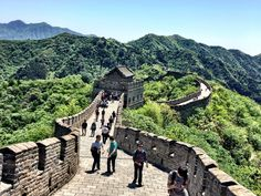 """My post on our Private Half Day #Tour of """" The #GreatWallofChina """" #Mutianyu Gate is online. Tour provided by my local partner - Eastern Journeys www.easternjourneys.com. #Beijing #China #Asia. #CarlosMelia global bespoke #TravelAgent, #TravelBlogger, #Concierge, #Hospitality Consultant and #WeddingPlanner Follow, read and share my travel experiences worldwide at my #Instagram www.instagram.com/carlosmeliablog or www.carlosmelia.com"""