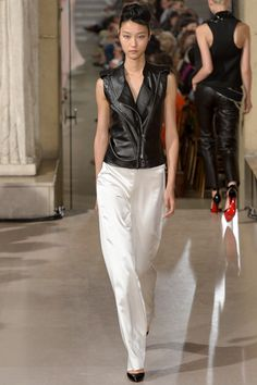 Bouchra Jarrar Fall 2013 Couture Collection Slideshow on Style.com
