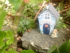 2016 Created by Garry McArdle a fairy has arrived to live in our garden