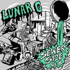 Free EP from UK Hip-Hop phenomenon Lunar C