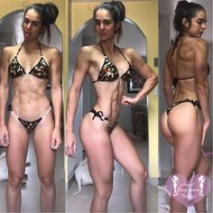 You only have one body and you need to take care of it. It is not healthy to rebound back and gain 30 pounds instantly after finishing your competition prep. Learn the dos and don'ts of proper reverse dieting from Stephanie Sequeira, The Ab Chick! Reverse Dieting, Competition Bikinis, Bikini Prep, Npc Bikini, Rebounding, Athlete, Abs, Angel, Gallery