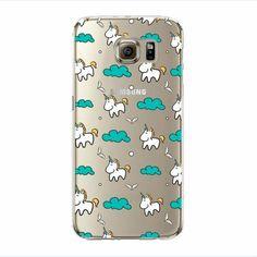 pineapple Unicorn Flamingos Donut Wonderful design soft case cover for Samsung galaxy S7 S6 S5 S6edge S7edge J5 J7 A3 A5 2016
