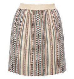 NW3 Tapestry Stripe Skirt
