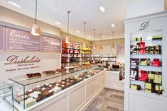Daskalides Chocolatier Covent Garden photographed by the Kalory Photo Agency