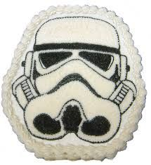storm trooper cake - Google Search