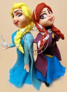 Pinky Kitty Bijoux: CAKE TOPPER-CAKE DESIGN