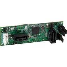 StarTech.com SATA Dual Hard Drive RAID Adapter - Internal SATA Connector to Dual SATA HDD RAID Controller Card - Serial ATA/600 - Serial ATA - Plug-in Module - RAID Supported - JBOD, 0, 1, Concatenati