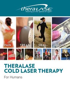 Cold Laser Therapy - The Human Book by Theralase Technologies Inc. via slideshare