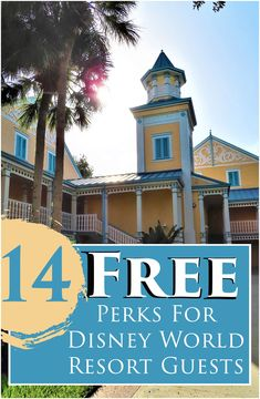 Who doesn't love Disney World freebies?! Click here to see what guests get as a perk to staying on property!|Disney World Resorts| Whats free at Disney World| Free things at Disney World| Free stuff at Disney World| Free at Disney World resorts| Disney World| Disney World Hotels, Walt Disney World Vacations, Disney Resorts, Disney Travel, Disney World Tips And Tricks, Disney Tips, Disney Stuff, Disney Dining Tips, Disney With A Toddler