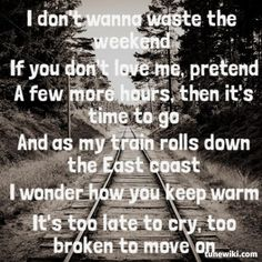 A Drop In The Ocean, Ron Pope>>> love this song My Love Lyrics, My Love Song, Lyrics To Live By, Song Qoutes, Quotable Quotes, Music Quotes, Funny Quotes, Relationship Quotes, Life Quotes
