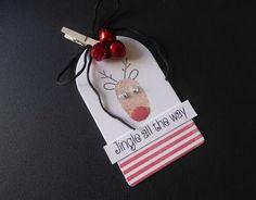 25 Days of Christmas Tags - Day 13