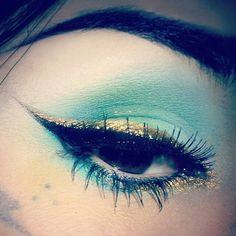 Kat Von D eyes