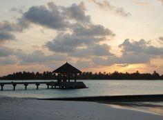 Idellic scenerie #Anantara #Maldives
