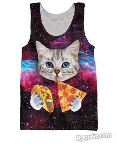 Taco Cat Tank Top... This is ridiculous.