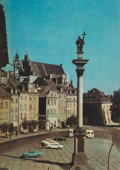 Pl. Zamkowy, 1970