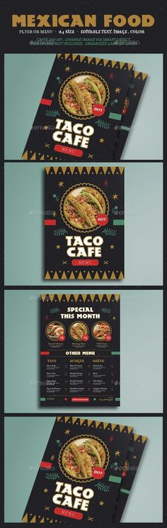 Kebab Menu Flyer  Psd Template  Psd Templates Template And Fonts