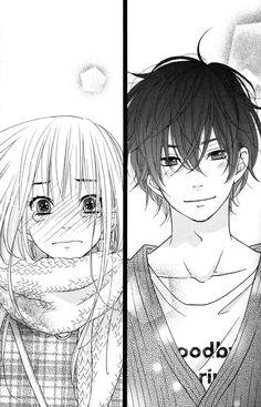 Tonari no Kaibutsu-kun 45 Page 16....Lots of cuteness over here